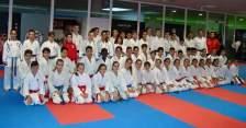 Con mis amigos y compañeros del Club Iván Leal