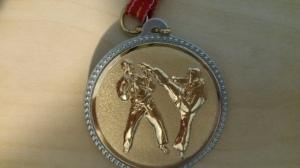Medalla Campeonato Club Iván Leal