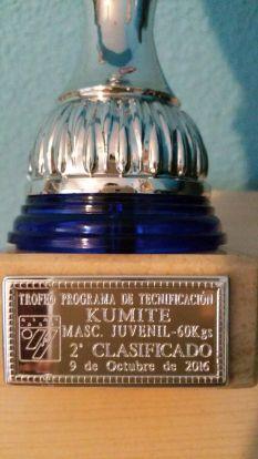 Trofeo Tecnificación 2016
