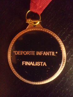 Finalista Deucos Zona - 2