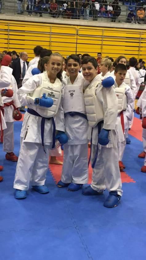 Equipo II Open Ciudad de Arganda - CIKA -