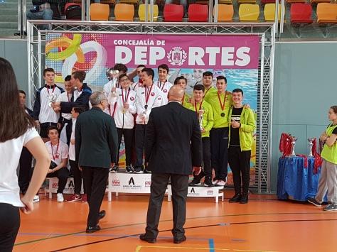 KAM - Terceros de la Liga Nacional de Clubes - Masculino