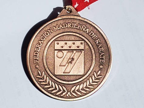 Bronce Liga de Clubes 1ª División Cadete/Junior Masculino
