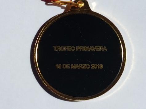 Campeón del Trofeo de Primavera 2018 por equipos
