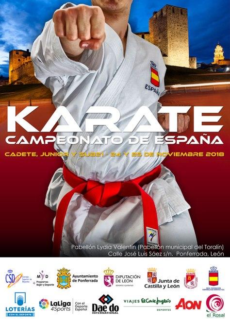 Campeonato de España 2018