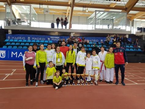 Trofeo Villa Madrid 2018