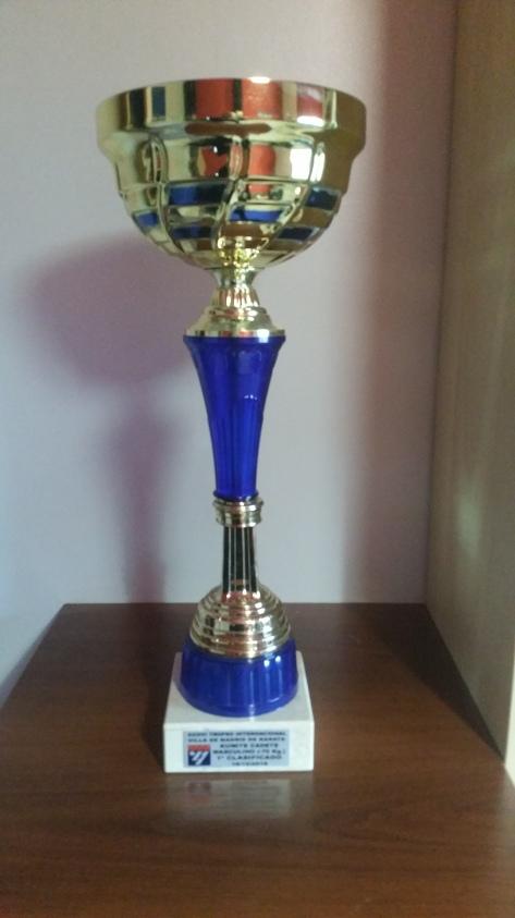 Copa XXXVI Trofeo Internacional Villa de Madrid 2018